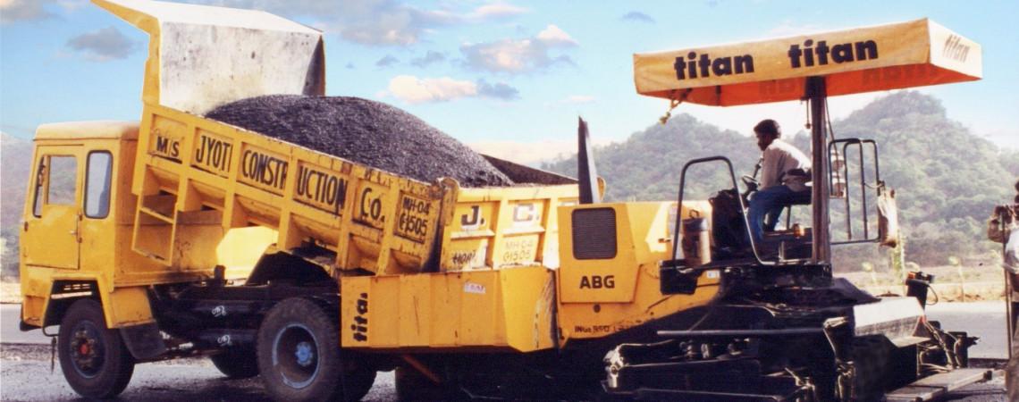 Equipment & Infrastructure